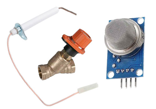 دیگر سنسور های سیستم گرمایشی ایران رادیاتور
