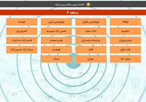 نمایندگی پکیج ایران رادیاتور در منطقه ۴