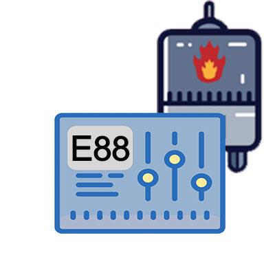 برای به وجود آمدن ارور E88 ایران رادیاتور ما براساس تجربه 4 حالت را در نظر گرفته ایم که در هر شرایط باید چک شوند و خرابی یکی پمپ یا...